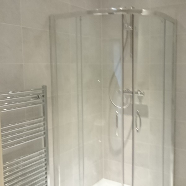 Bathroom refurbishment - Carshalton