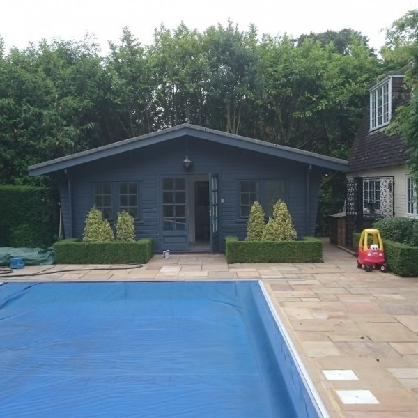 Summer house refurbishments - Weybridge