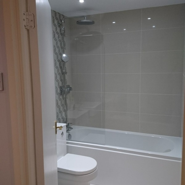 Bathroom refurbishment - Epsom Downs
