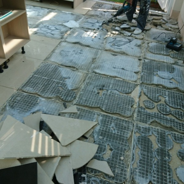 Screeding and floor tiling - Worcester park