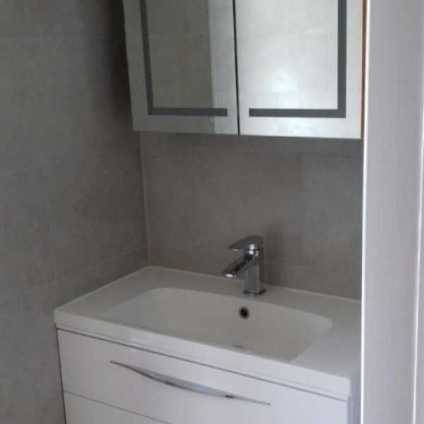 Bathroom refurbishment - Surbiton