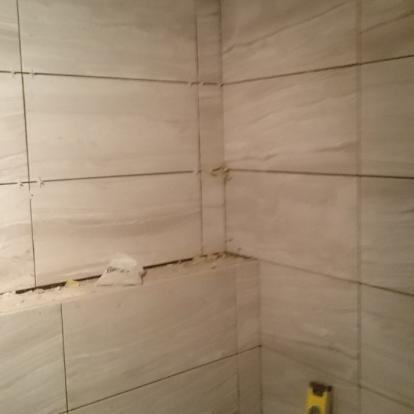 Bathroom refurbishment - Sutton 1