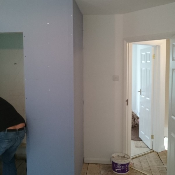 New bathroom - Epsom